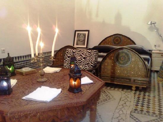 Riad Bab Ziat: Chambre El Bahja