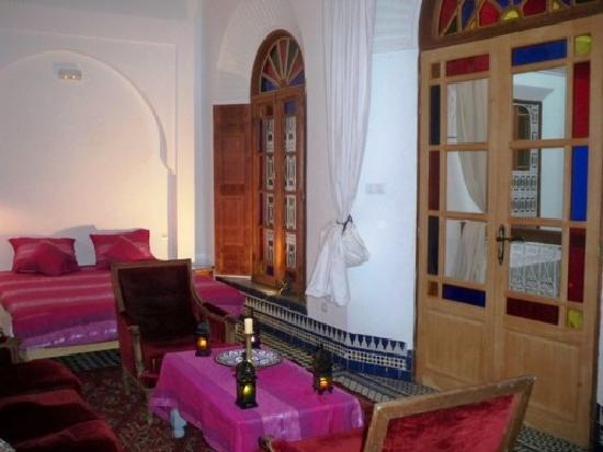 Riad Bab Ziat: Suite El Yakout