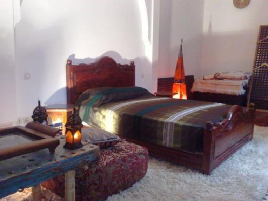 Riad Bab Ziat: Suite Tamazight