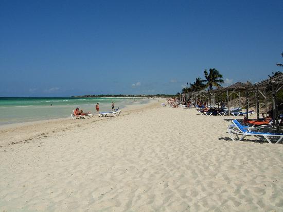 TRYP Cayo Coco: beautiful beach