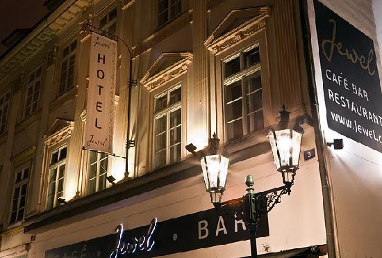 Design hotel jewel prague r publique tch que voir les for Design hotel jewel