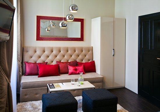 Design Hotel Jewel Prague: Superior Double room