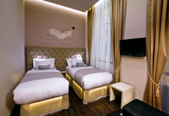 Design Hotel Jewel Prague: Superior Twin room