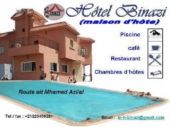 Azilal, Marocko: prencipal