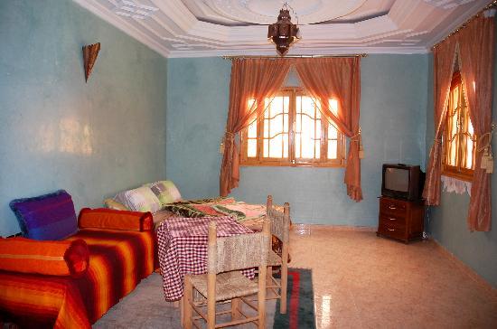 Azilal, Marocko: chambre N°2
