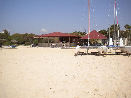Holiday Village Manar: Beach Bar