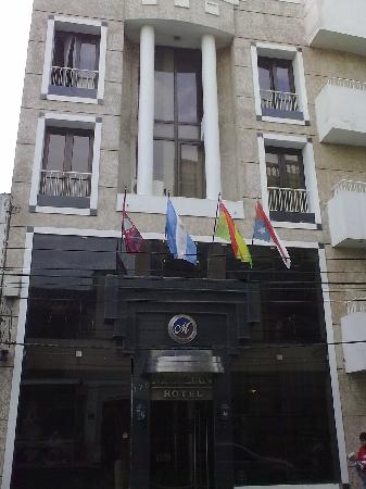 Hotel Marilian: Frente