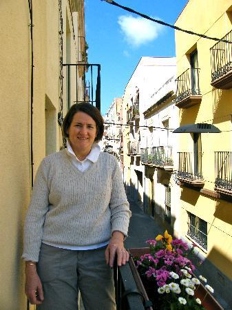 Vilanova Property Services: Balcony of Apt. Julie