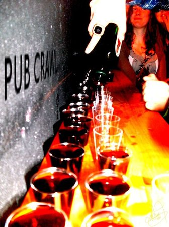 Cork City Pub Crawl