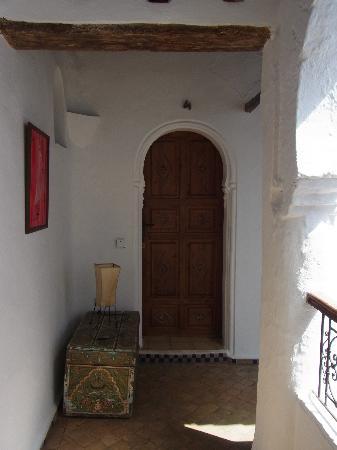 Casa Perleta: Corridor