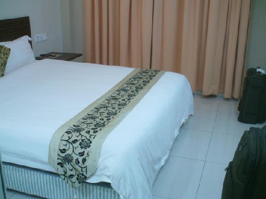 โรงแรมอาซิโอ ลังกาวี: Deluxe room