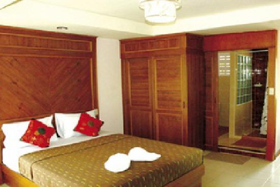 Wiangsiri Lamphun Resort: Our guestroom