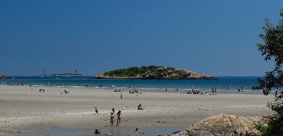Atlantis Oceanfront Inn: good harbor beach 3/4 mile away!