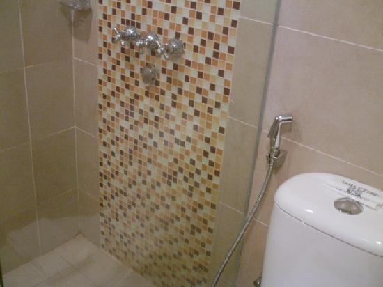 Bella Vista Waterfront: Deluxe room (bathroom)