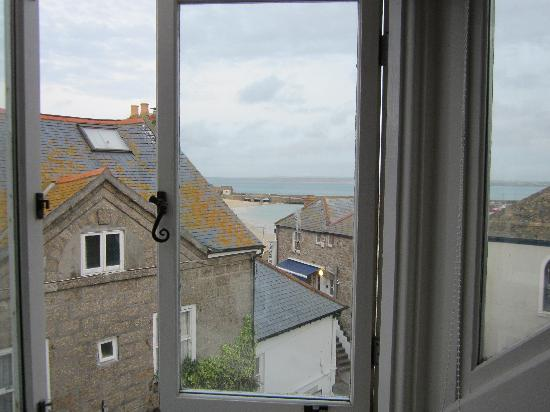 The Anchorage B&B St Ives : room with a view