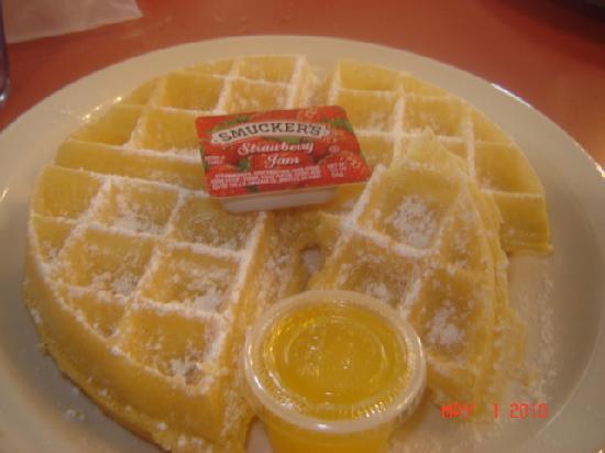 Belgian Waffle & Pancake House: The Belgian Waffles