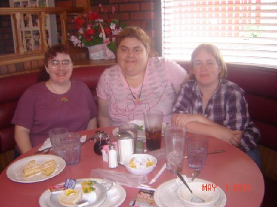 Belgian Waffle & Pancake House: Me and My Friends