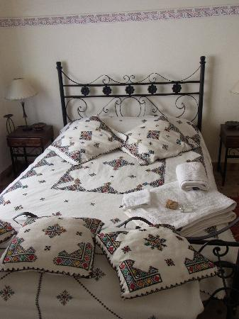 Riad Lahboul: Double room