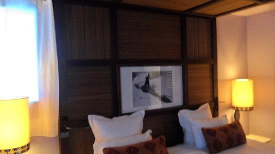 Club Med Val d'Isere : la chambre du 5*