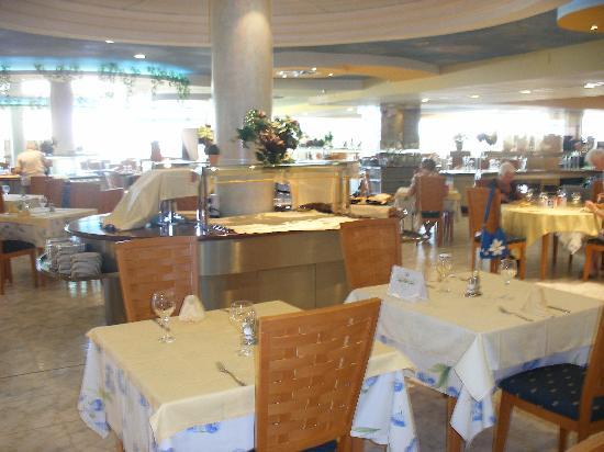 Hotel Kaktus Albir: Restaurant