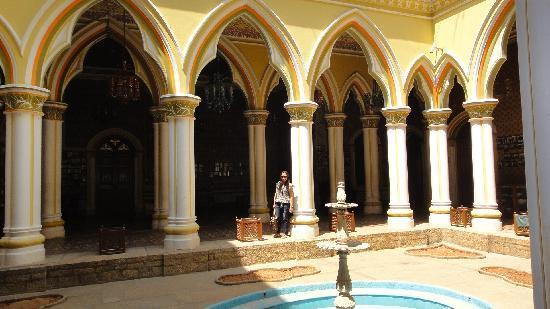 Inside The Palace Picture Of Bangalore Palace Bengaluru
