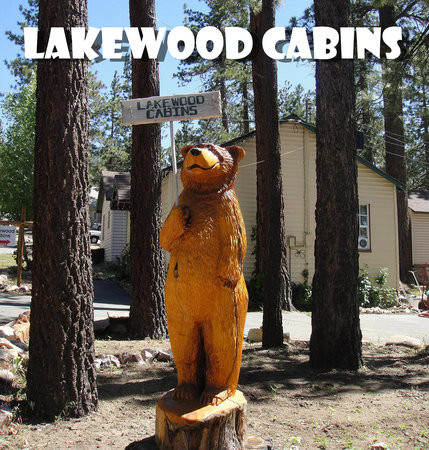Lakewood Cabins at Big Bear Lake: Lakewood Cabins Logo