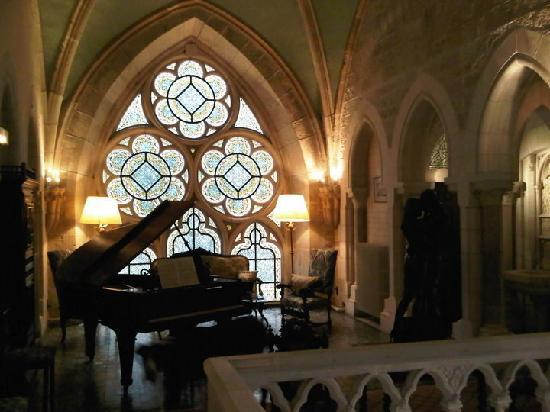 """Abbaye de la Bussiere: The whole atmosphere says """"relaaaxxxx....."""""""