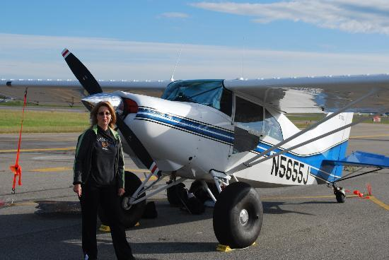 Talkeetna Denali View Lodge & Cabins: Fun on a Flight-Seeing Tour