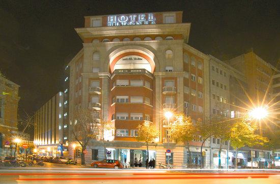 Hotel Gran Ultonia Girona: Hotel Gran Ultonia - Girona