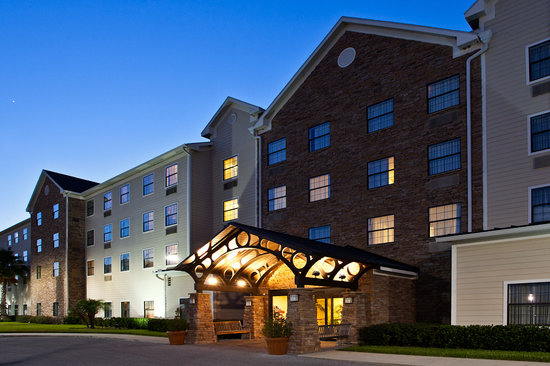 Staybridge Suites Tampa East - Brandon: Located in Sabal Park