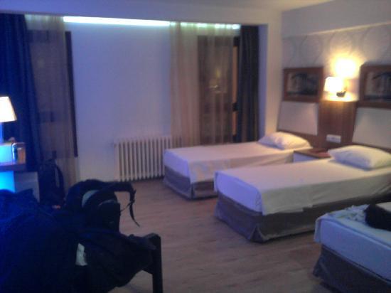 Hotel Baylan: Room