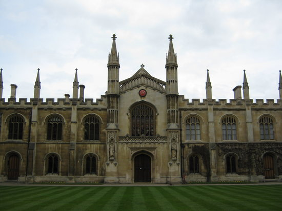 Hotels Near Corpus Christi College Cambridge