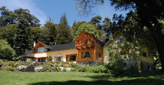 Millaqueo Luxury Villa : vista lodge