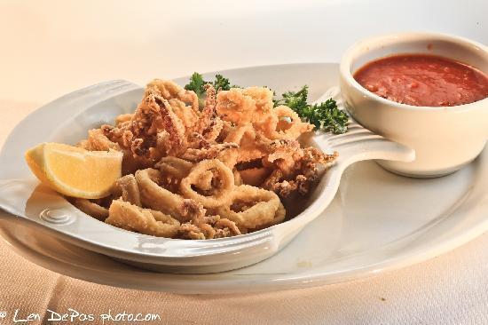Positano Ristorante Italiano: the best fried calamari in town