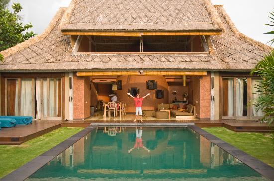 Plenty Of Space Picture Of Space Villas Bali Seminyak Tripadvisor