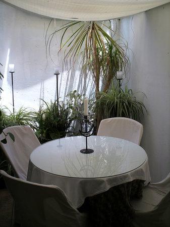 Restaurante Don Martin: un lugar Romantico de Dia