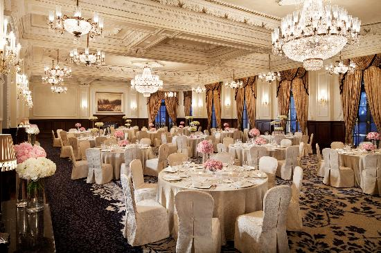 Waldorf Astoria Shanghai on the Bund: Shanghai Club Ballroom