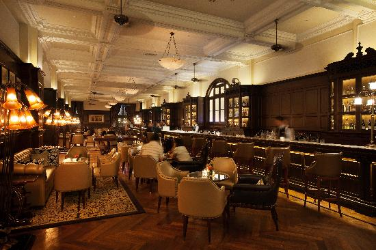 Waldorf Astoria Shanghai on the Bund: Long Bar