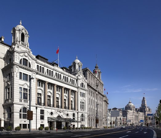 Waldorf Astoria Shanghai on the Bund: Exterior