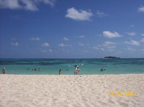 Hotel Bahia Sardina: La Playa