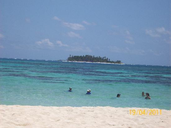 Hotel Bahia Sardina: Jhonny Cay, desde el hotel