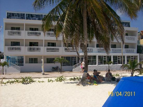 Hotel Bahia Sardina: El Hotel
