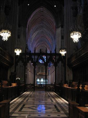Washington National Cathedral: Inside the Cathedral