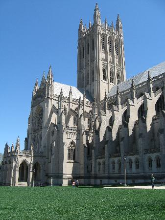 Washington National Cathedral : National Cathedral