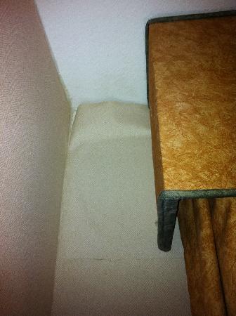 Homewood Suites Dallas/Lewisville: Wallpaper Peeling