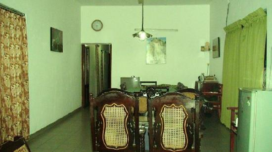 Mount Lavinia Home Stay : lounge