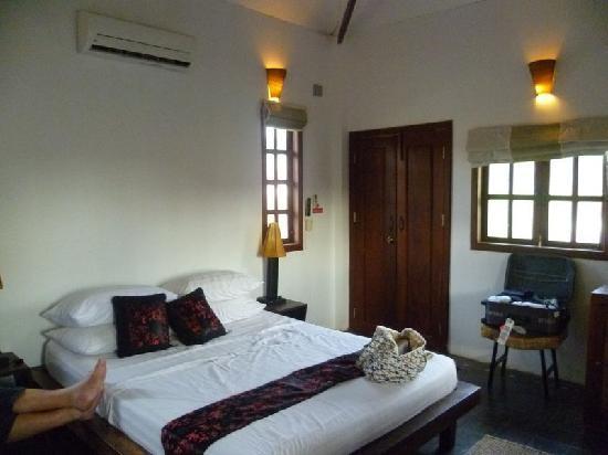 Rambutan Resort - Siem Reap: Room M on the top floor
