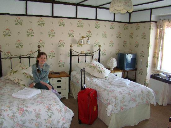 The Liston Hotel: Our lovely room.