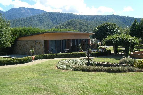 Villa Gusto: the views