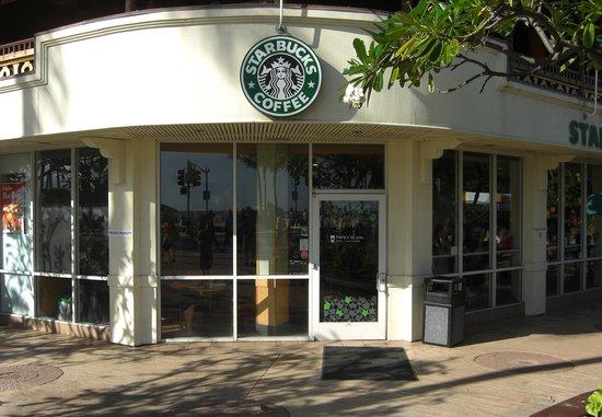 Starbucks, Kapahulu Ave & Mooheau Ave